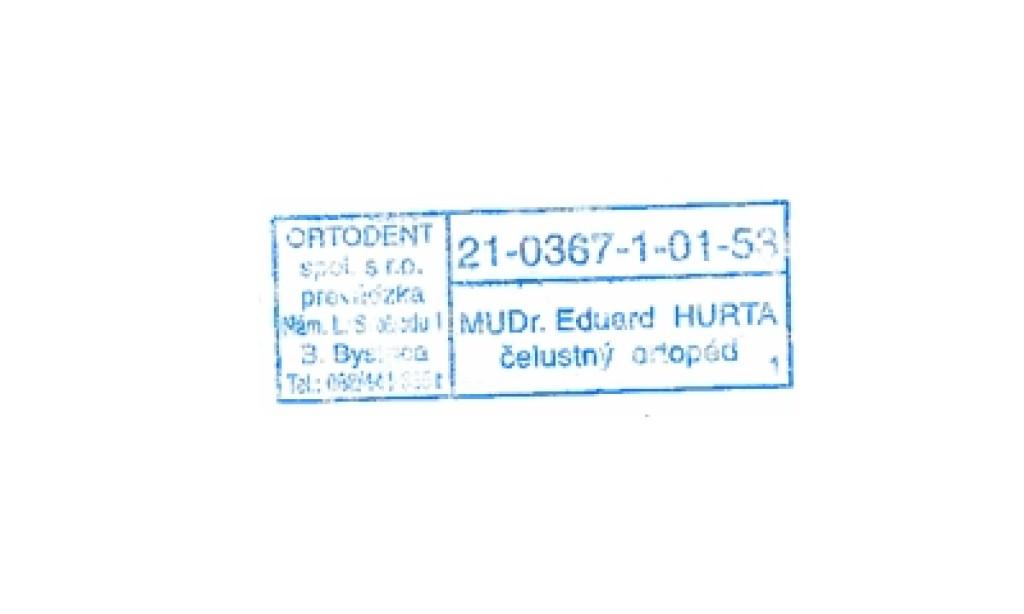 MUDr. Eduard Hurta