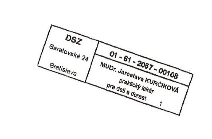 MUDr. Jaroslava Kurčíková