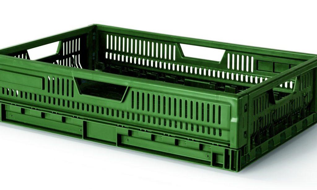 Opakovane použiteľné prepravky na ovocie – ekológia a efektivita