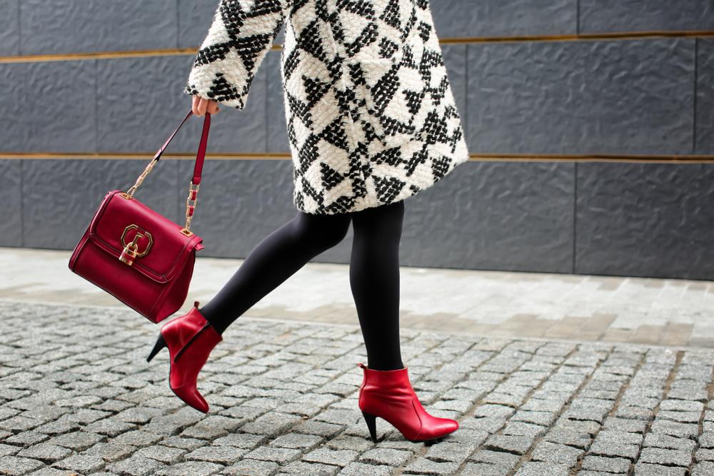 Trendová jarná obuv